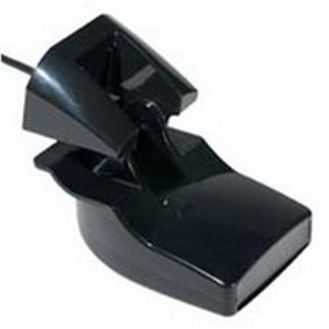 Garmin Transom Depth Transducer, 200/50Khz, 10272 for 450S, 451S, 551S,  RIBs etc