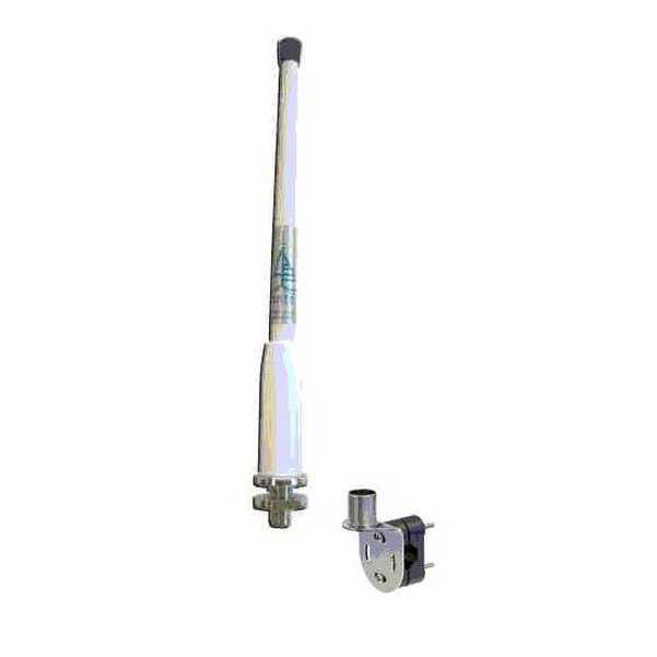 Banten Whip Omnidirectional TV digital aerial antenna for boat + s/s rail  mount