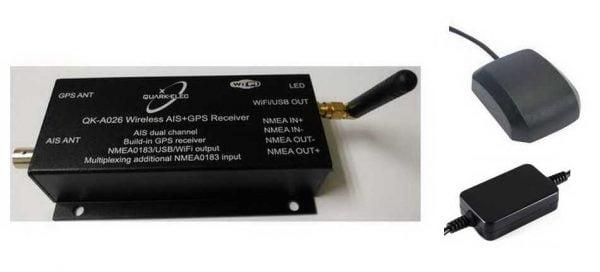 QK026+GPS+12V PSU