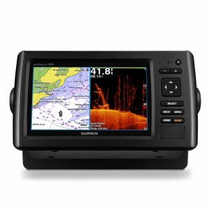 Garmin echoMAP CHIRP 75cv GPS ChartPlotter