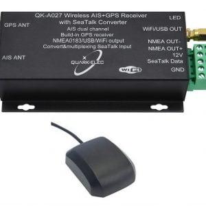 QK027+GPS Ant