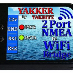 Yakker 2 port to WiFi
